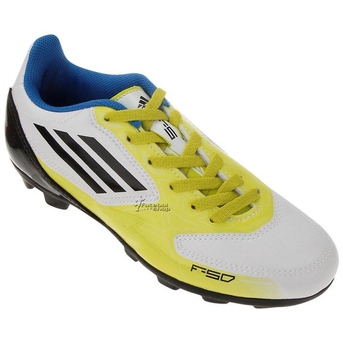 Chuteira Adidas F5 TRX HG JR