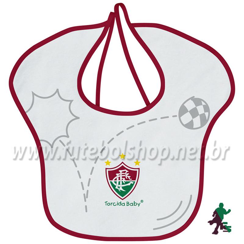 Babador Torcida Baby do Fluminense - 001A