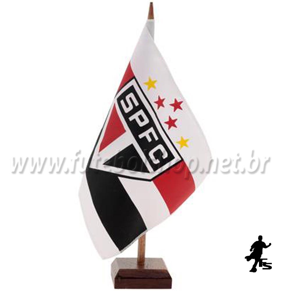 Bandeira de Mesa São Paulo