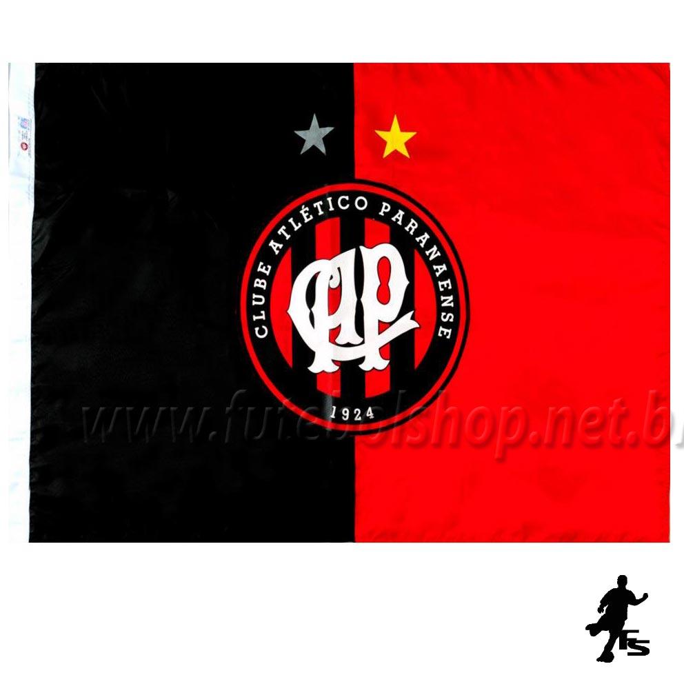 Bandeira do Atlético Paranaense Mitraud