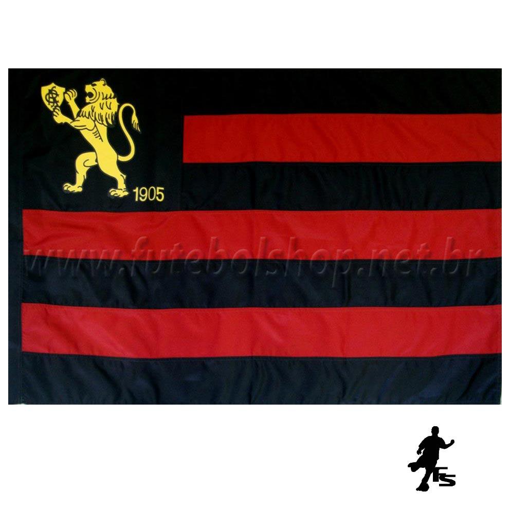 Bandeira do Sport Recife Mitraud