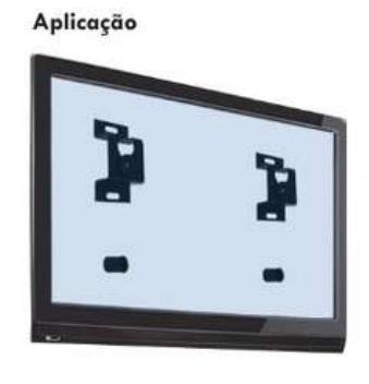 """SUPORTE UNIVERSAL DE 14"""" A 70"""" PARA TV´S DE LCD E PLASMA  - Mix Eletro"""