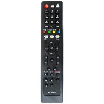 Controle Remoto Receptor Digital Azamérica F90  - Mix Eletro