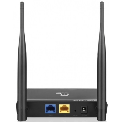 Roteador 300 MBPS Wireless, Bivolt, 2 Antenas, Mini Compacto Multilaser  - Mix Eletro