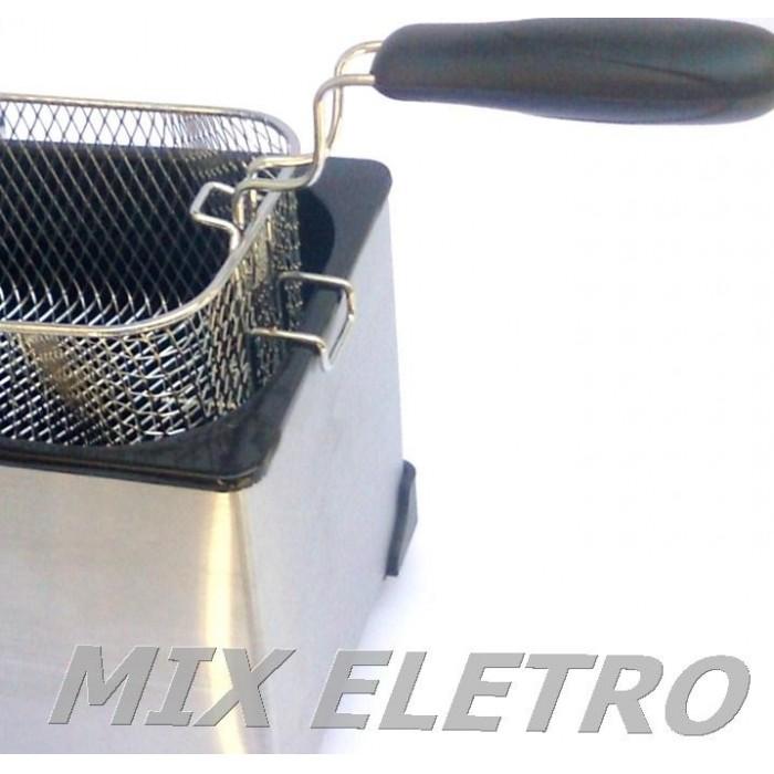 Fritadeira Elétrica 3Litros 1200W CLC 127V  - Mix Eletro