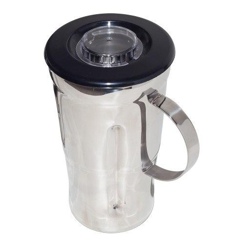 Liquidificador Profissional de alta rotação SPOLU 2 Litros copo de inox  - Mix Eletro