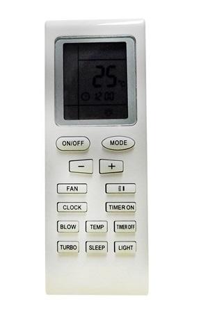 CONTROLE REMOTO PARA AR CONDICIONADO SPLIT GREE YB1F2 LINHA GARDEM  - Mix Eletro