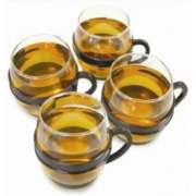 Jogo de 4 X�caras 200 ml � Teatime