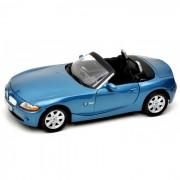 Carro BMW Z4 Convers�vel azul R�plica 1:18 Motor Max
