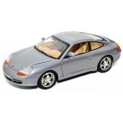 CARRO PORSCHE 911 CINZA R�PLICA 1:18 MOTOR MAX