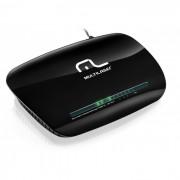 ROTEADOR N 150MBPS Wireless, bivolt - Multialser RE024