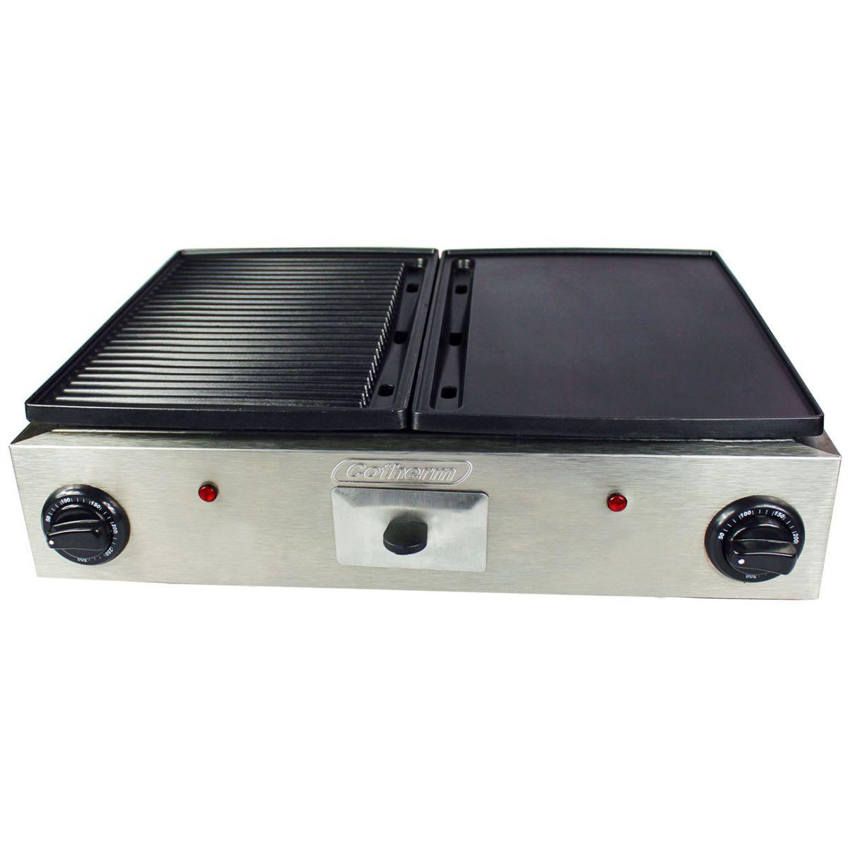 Chapeira Elétrica Profissional Grill e Lanches Cotherm  - Mix Eletro