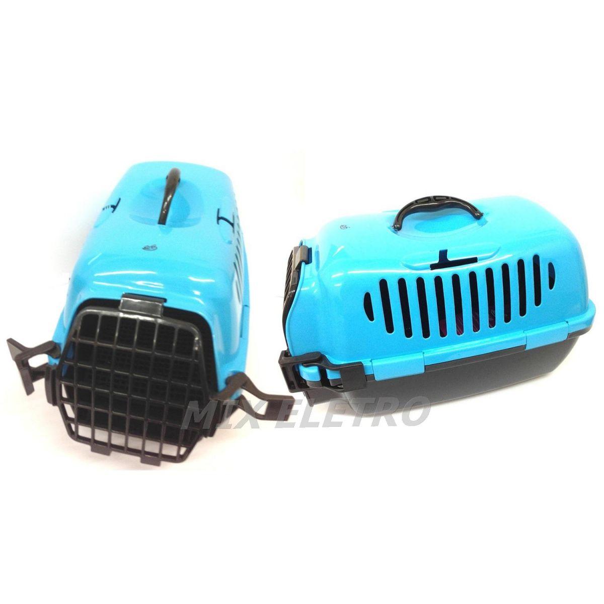 Caixa De Transporte Pet Para Cachorro E Gato Tamanho: 50 x 29 x 30cm  - Mix Eletro