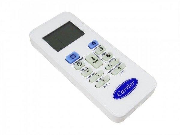 Controle Remoto Para Ar Condicionado Split Carrier Rg52b/BGE Original  - Mix Eletro