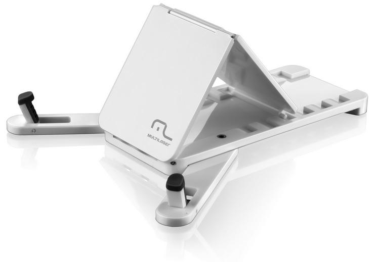 Suporte para Tablet com 6 Ângulos supercompacto MULTILASER  - Mix Eletro