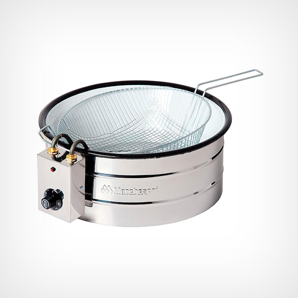 Fritadeira Tacho de Fritura Elétrico 7,5 Litros  Marchesoni  - Mix Eletro