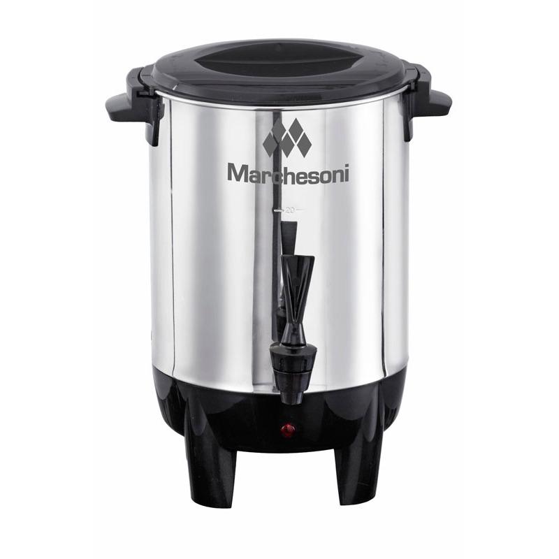 Cafeteira Automática Profissional em Inox 2 Litros - Marchesoni  - Mix Eletro