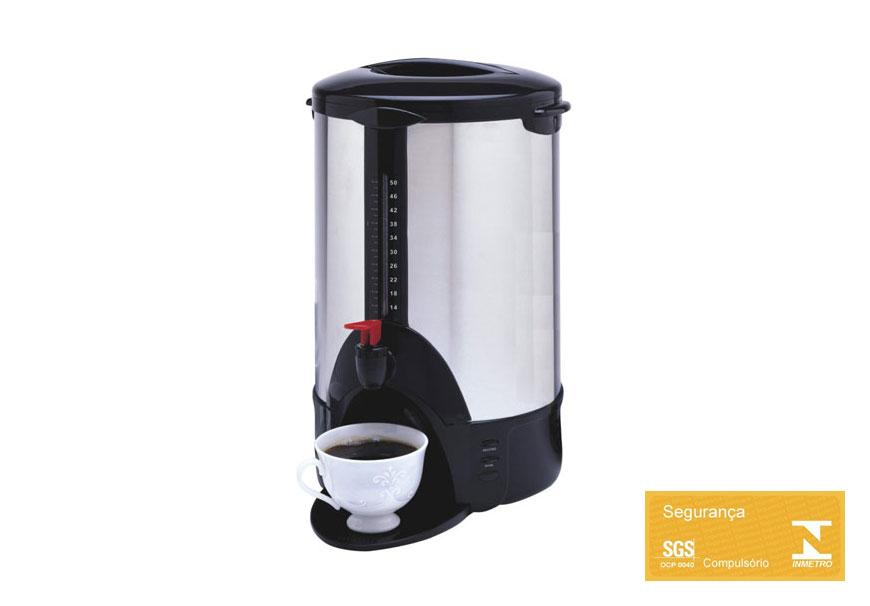 Cafeteira Automática Profissional em Inox 6 Litros - Marchesoni  - Mix Eletro
