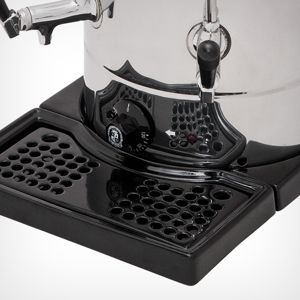 Cafeteira profissional em aço inox Máster 8L Marchesoni  - Mix Eletro