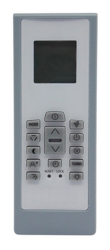 Controle Remoto Ar Condicionado Split Electrolux RG01/BGEF-ELBR  - Mix Eletro