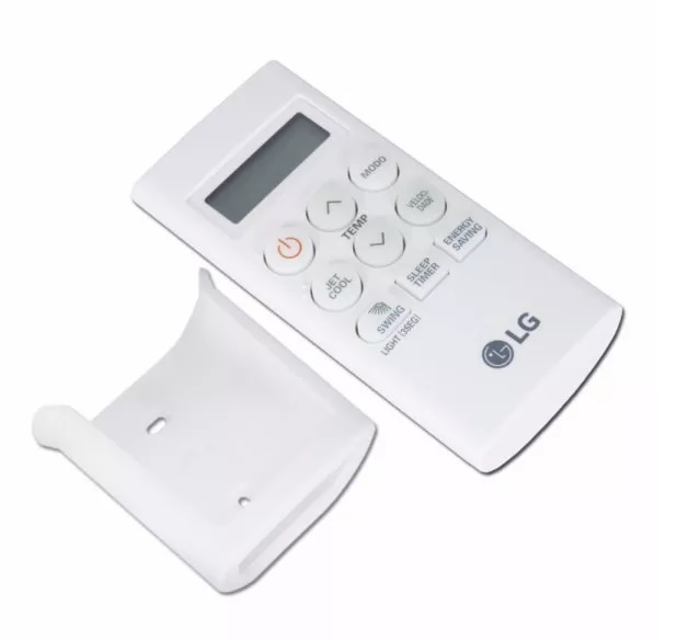 CONTROLE REMOTO PARA AR CONDICIONADO  SPLIT LG FRIO AKB73598004  - Mix Eletro