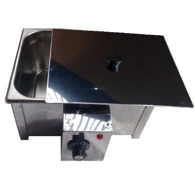 Derretedeira de Chocolate elétrica 5K Banho maria 2 cubas de 2,5K  - Mix Eletro