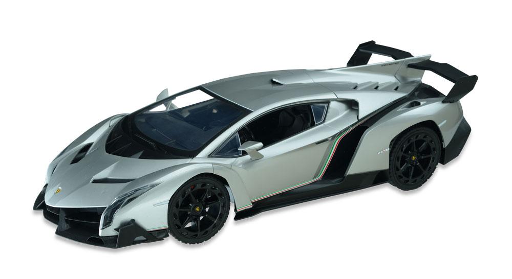 Lamborghini Veneno Carrinho De Controle Remoto 1:18 -BR444  - Mix Eletro