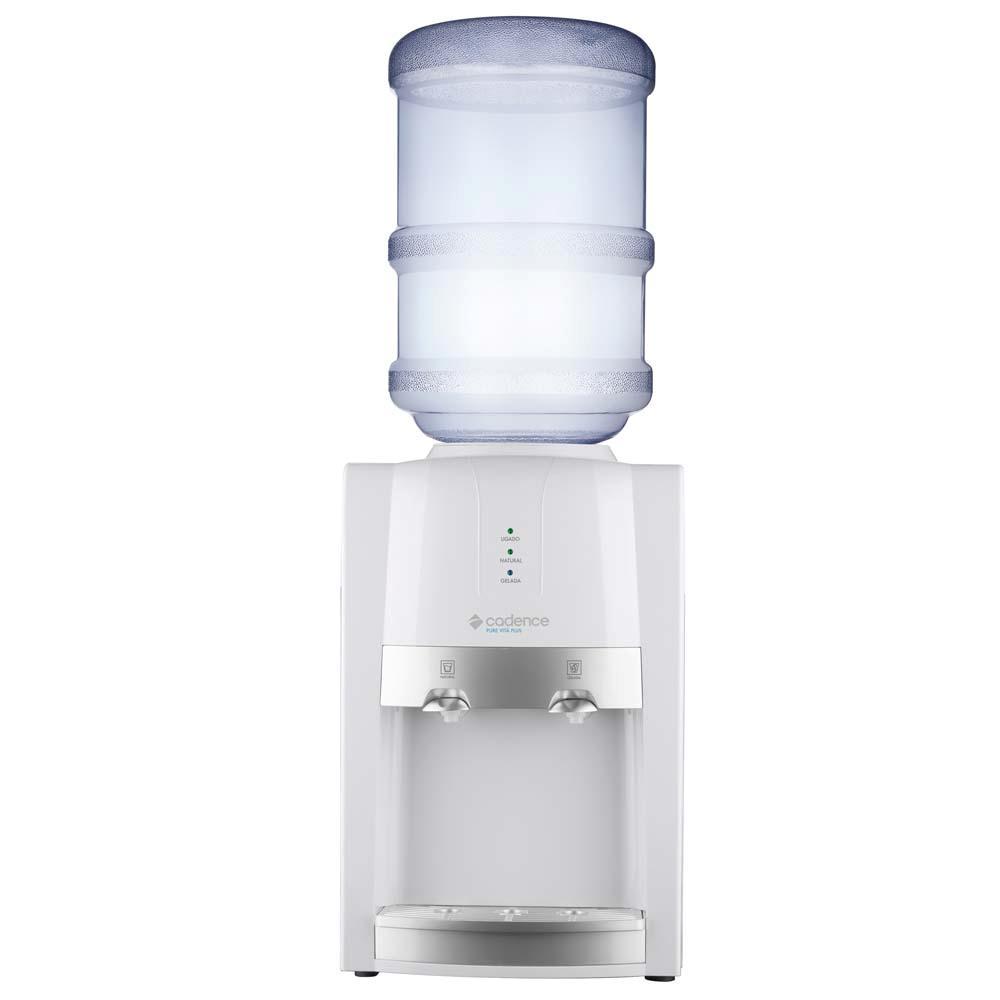Bebedouro Compressor Cadence Pure Vità Plus Branco BEB201- 127V  - Mix Eletro