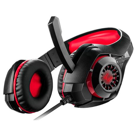 Fone de Ouvido com Led Headset Warrior Gamer – PH219 Multilaser  - Mix Eletro