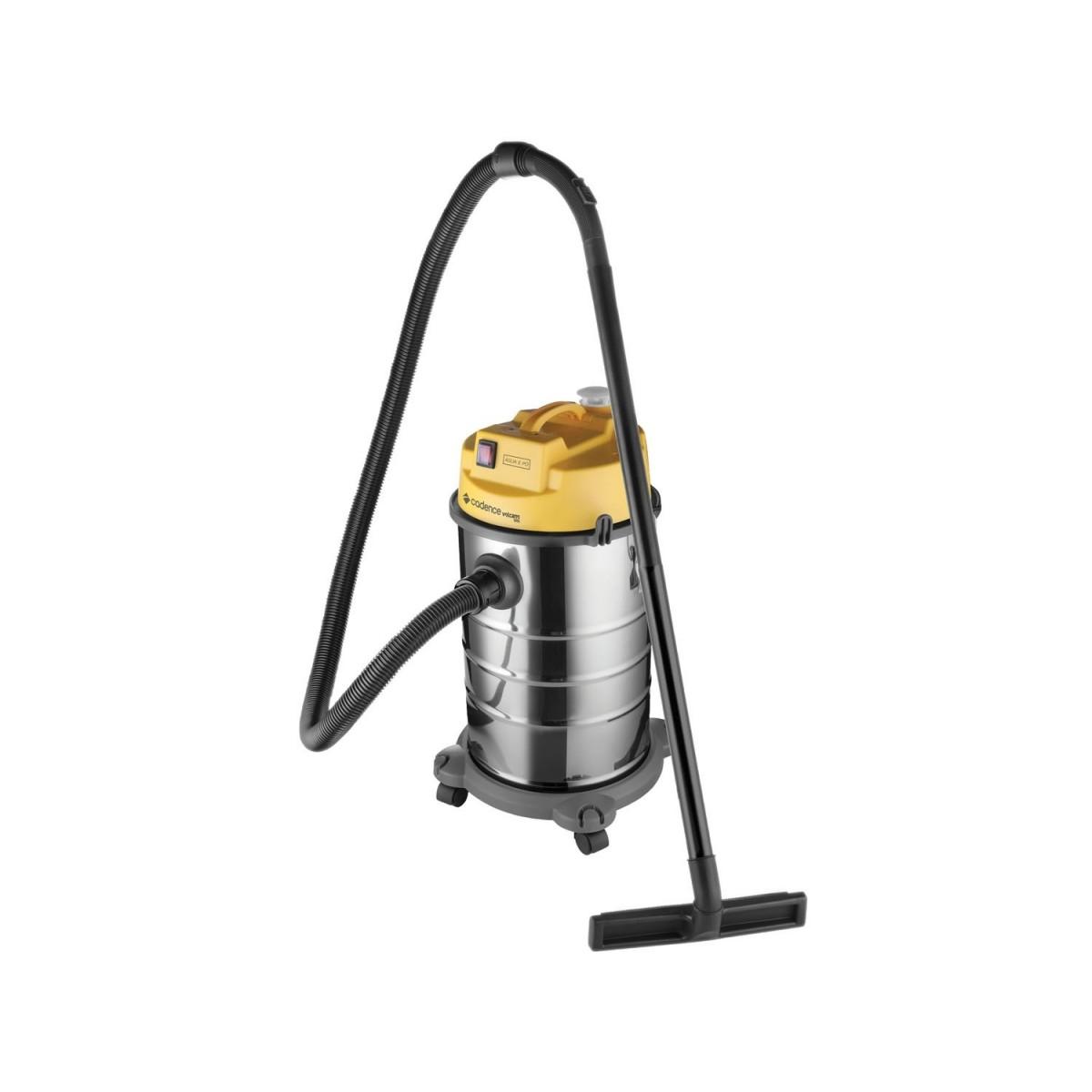 Aspirador de Pó e Água Cadence 1200W - Volcano ASP800  - Mix Eletro