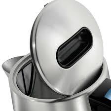 Chaleira Elétrica Digital Oster em aço inox 1,7 litros  - Mix Eletro