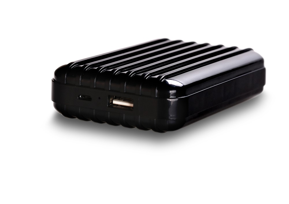 Carregador Portátil Power Bank 4500 Mah Preto Multilaser - CB113  - Mix Eletro