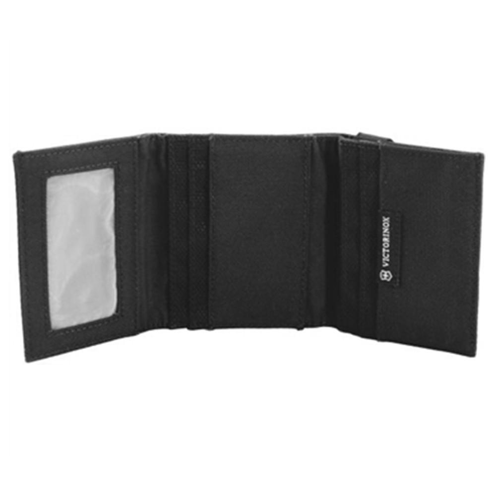 Carteira 3 dobras Victorinox TA 4.0 Tri-Fold Em Nylon  - Mix Eletro
