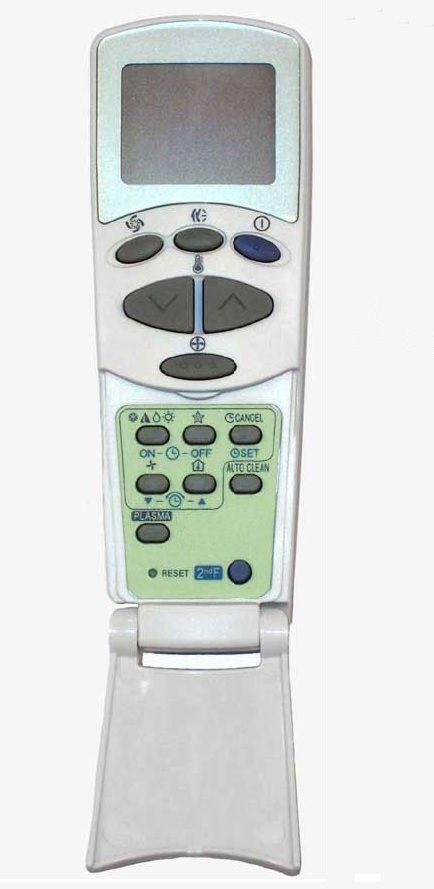 CONTROLE REMOTO PARA AR CONDICIONADO SPLIT LG 6711a90032L  - Mix Eletro