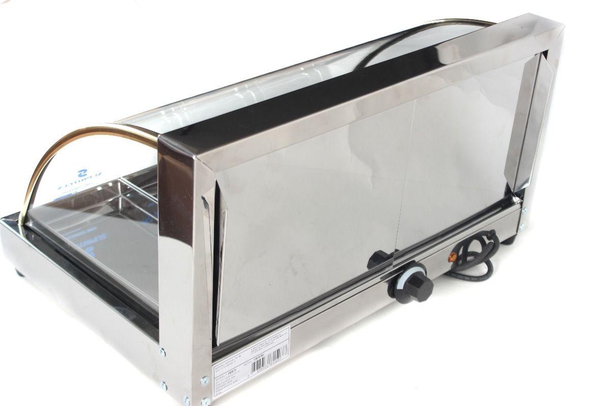 Estufa para salgados elétrica 70cm com 4 Bandejas Supritecs  - Mix Eletro