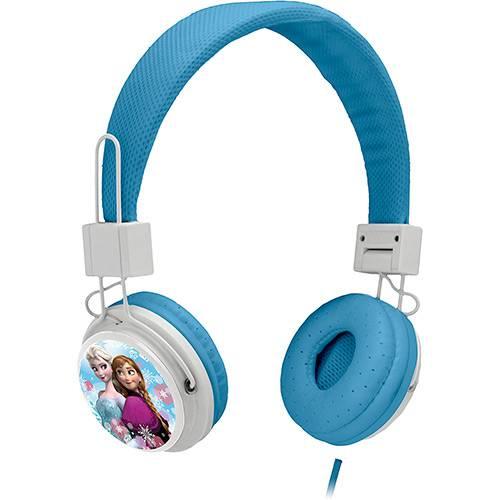 Fone de Ouvido Infantil Estéreo P2 Ajustável Frozen - PH129  - Mix Eletro
