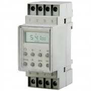 TIMER DIGITAL INDUSTRIAL - TMD2IND - EXATRON - 220 VOLTS