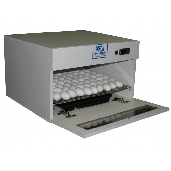 Chocadeira Automática 100 ovos com grades GPR 100