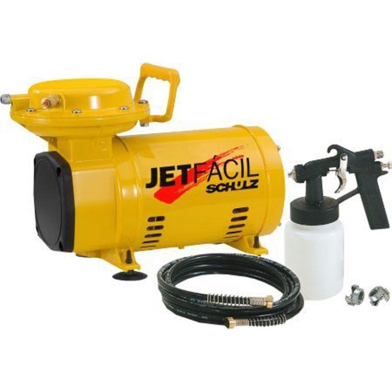Motocompressor de Ar Direto Jet F�cil 1/3HP 110V/220V - SCHULZ