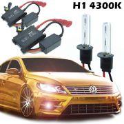 Kit Xenon Carro 12V 35W H1 4300K