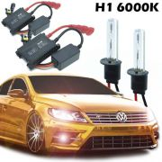 Kit Xenon Carro 12V 35W H1 6000K