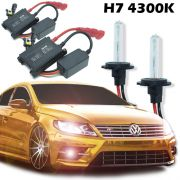 Kit Xenon Carro 12V 35W H7 4300K