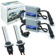 Kit Xenon Carro 12V 35W Jl Auto Parts H27 12000K
