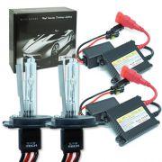 Kit Xenon Carro 12V 35W Tay Tech H4-2 6000K
