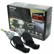 Par Lâmpada Super Led 7200 Lumens 12V 24V 40W Shocklight Power Led 3D HB3 6000K