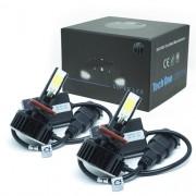 Par Lâmpada Super Led 7400 Lumens 12V 24V 48W Tech One HB3 9005 6000K