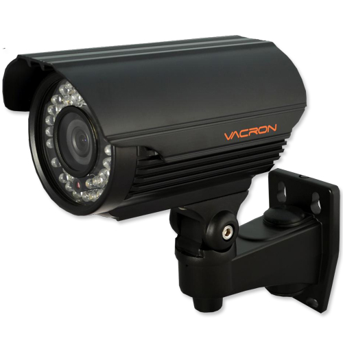 Câmera IP Profissional Externa 3MP 4,0mm 1_25 1280x720 HD Vacron VIT-UA626E Preto  - BEST SALE SHOP