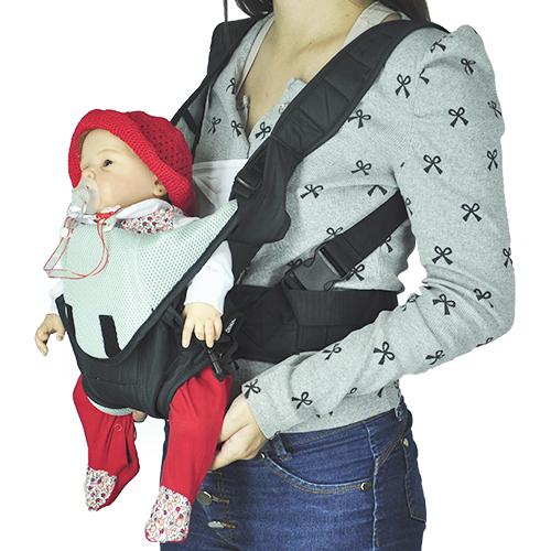 Canguru Carrega Bebê Ergonômico Meu Bebê Liv 3 Em 1  - BEST SALE SHOP