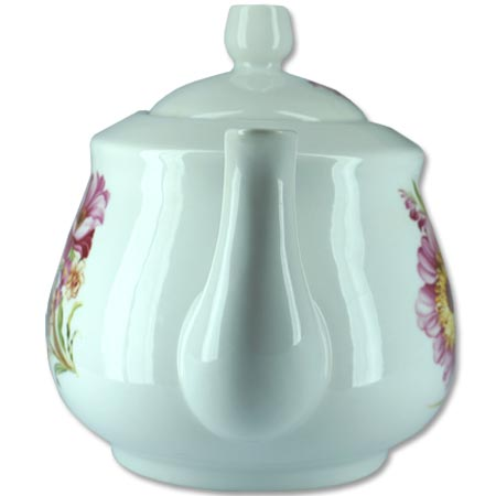 Chaleira de Porcelana Brilho de Diamante Bcyc-1601 Branco 650Ml  - BEST SALE SHOP