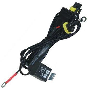 Chicote Kit Bi Xenon Carro 12V 35W Jl Auto Parts H4-3  - BEST SALE SHOP
